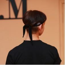 "Men's headband ""Blak"""