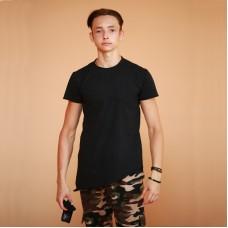 """Oblique T-shirt """"Black"""""""