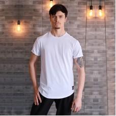 "Oblique T-shirt ""Power""  White"
