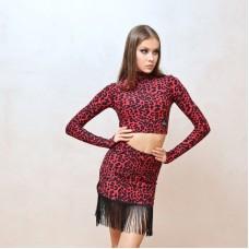 """Skirt """"Annet Red"""""""