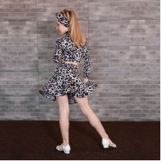 "Skirt ""Sun"" Cheetah"