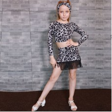 "Skirt ""Annet"" Cheetah"